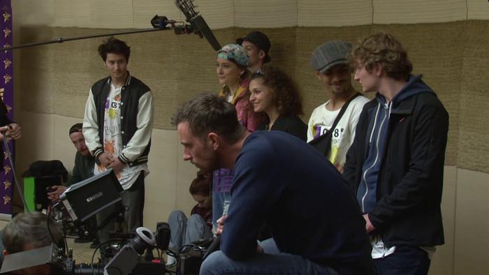 Film o filme - Backstage