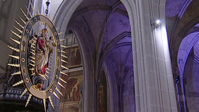 Krížová cesta z Vatikánu