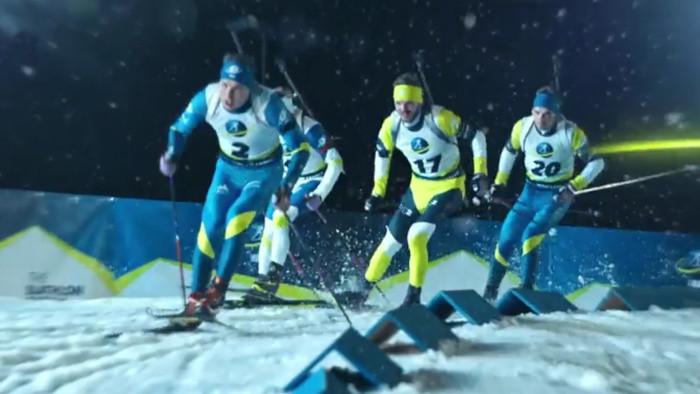 Biatlon - MS 2020 (muži)