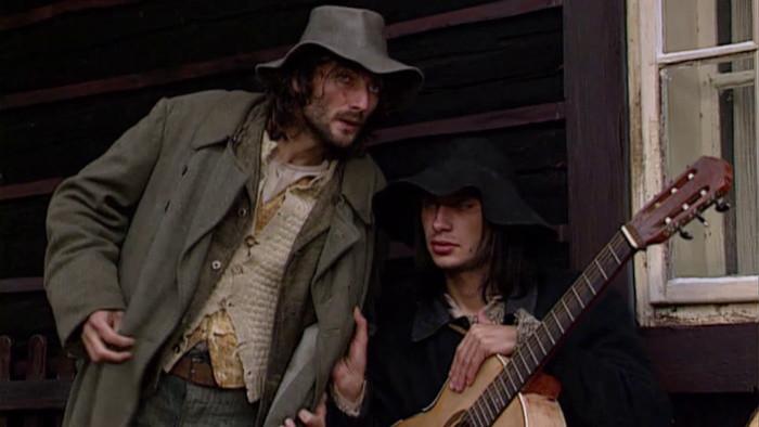 Slepý Geronimo a jeho brat