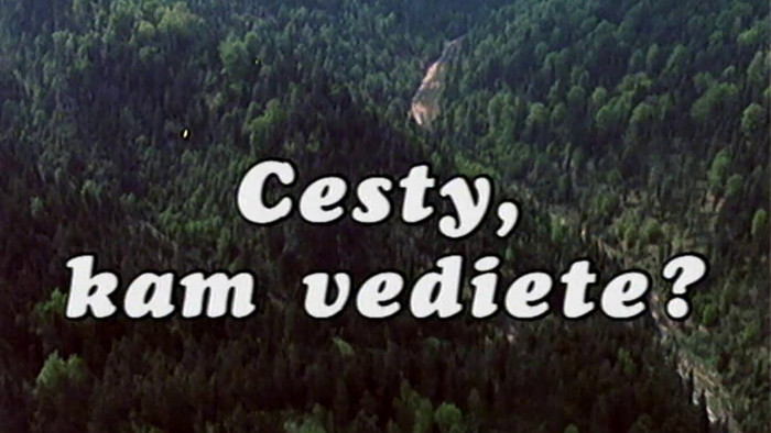Cesty, kam vediete..?