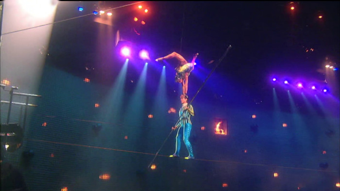 Slnečný cirkusl: Kurios - Kabinet kuriozít