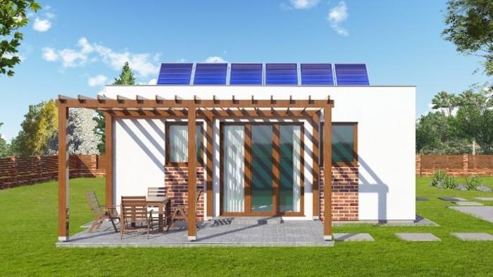 Ekologické bývanie