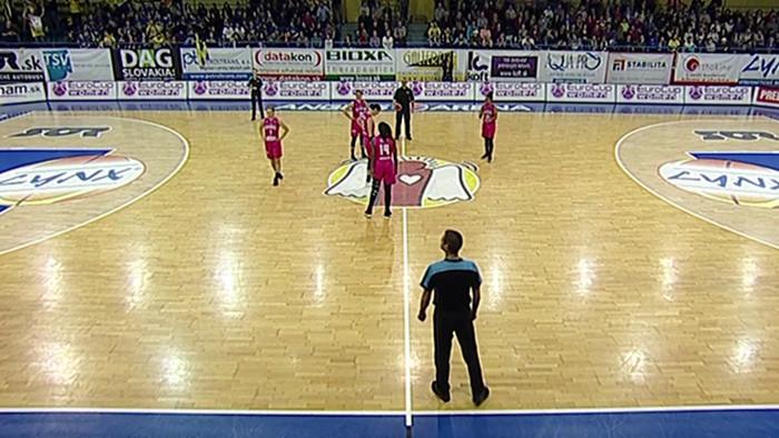 Basketbal - Good Angels Košice