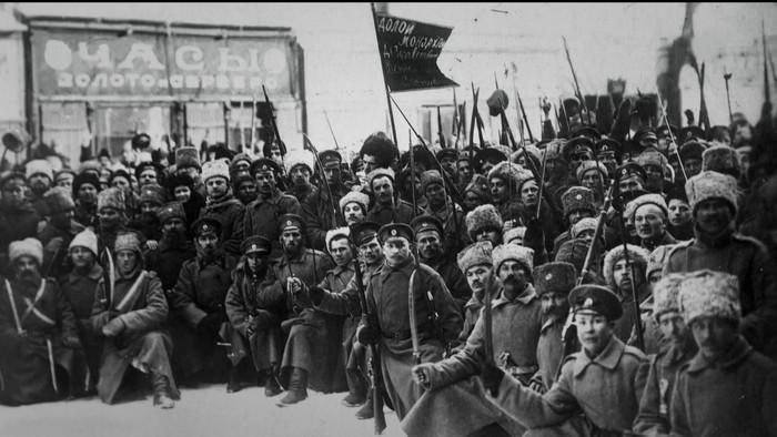 1917: Revolúcia