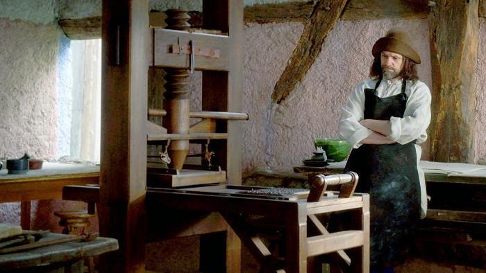 Gutenberg - zrod tlače