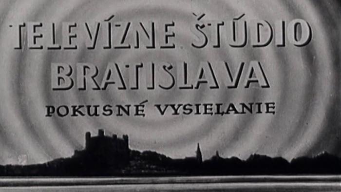Televízia po slovensky;1956-1964