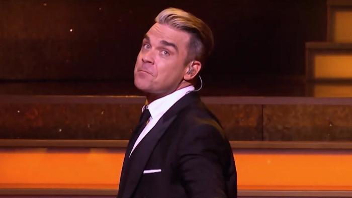 Robbie Williams - Koncert v Londýne