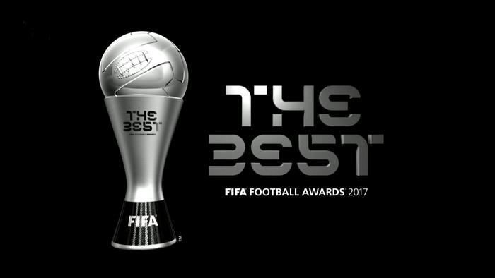 "Futbal - ""FIFA THE BEST 2017"""