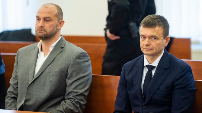 Second week of Kuciak murder trial started