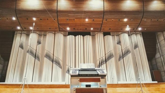 : Organové koncerty pod pyramídou 2020