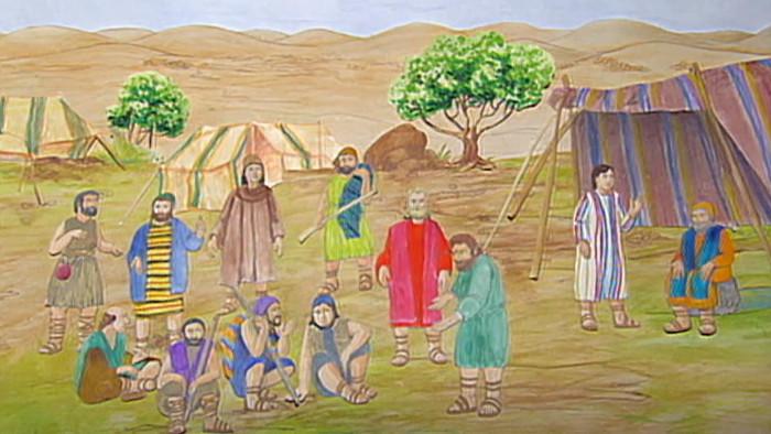 Malé biblické príbehy