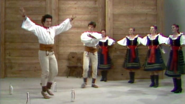 Tanec z Važca