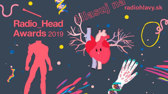 Nominácie Radio_Head Awards 2019