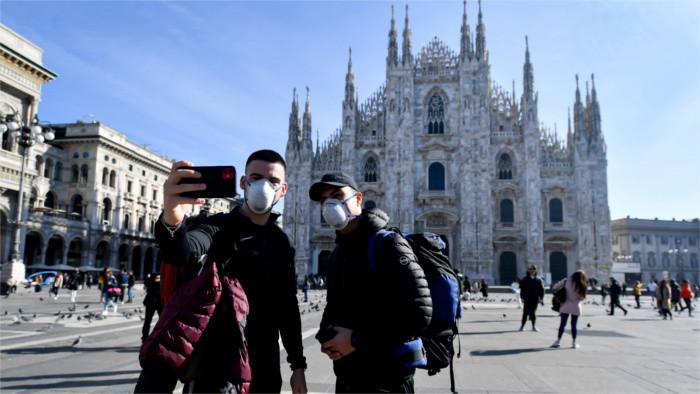 L'Ambassade slovaque à Rome recommande d'éviter de se rendre au nord de l'Italie