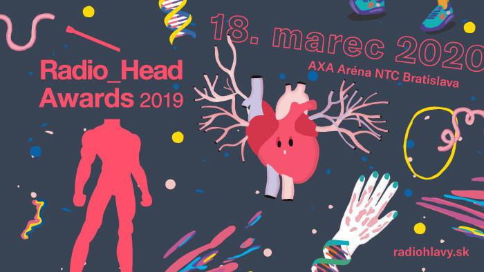 Vstupenky na Radio_Head Awards 2019