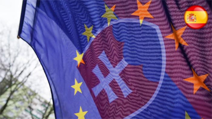 Eslovaquia cumplirá cerca de un tercio de los 20 objetivos que se estableció para 2020
