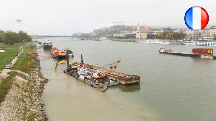 Tourisme fluvial : Bratislava suit le courant, mais rame encore