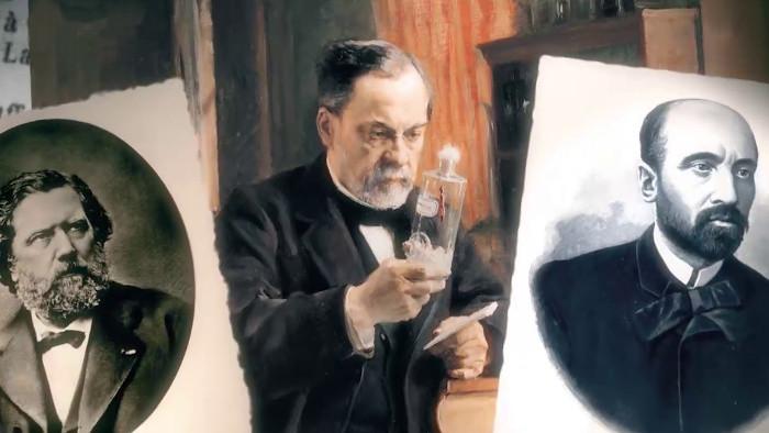 Pasteur & Koch: Boj s mikróbmi