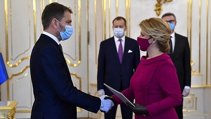 Президент З.Чапутова назначила новое правительство