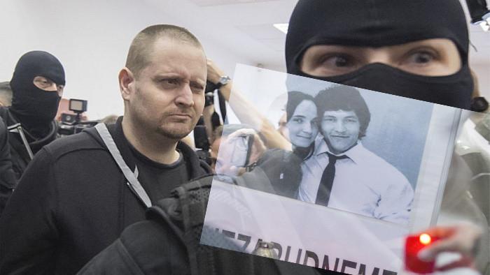Mordfall Ján Kuciak in der Slowakei: 23 Jahre Haft für Miroslav M.