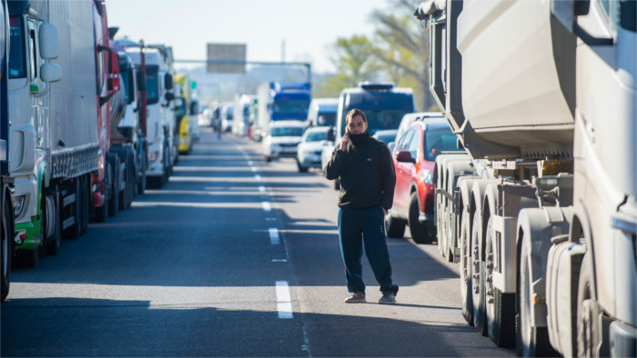 Kontrollen des freien Personenverkehrs