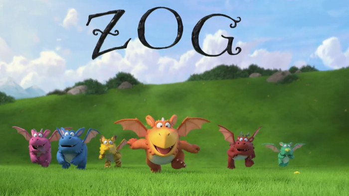 Dráčik Zog
