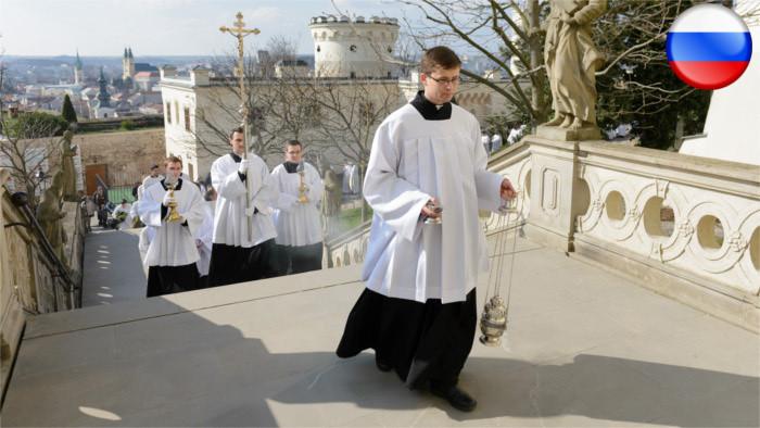 Пасхальные богослужения пройдут без присутствия верующих