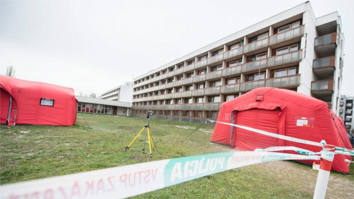 New quarantine facilities needed to resume repatriation process