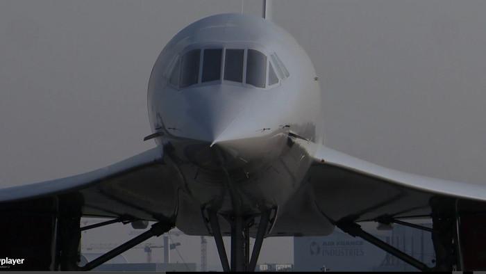 Concorde - nadzvukové preteky