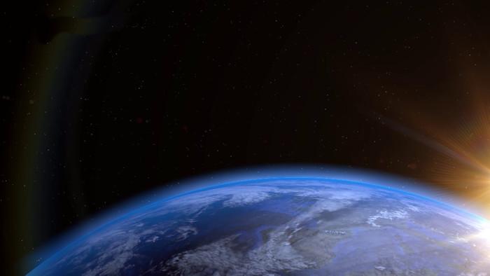 Zem z vesmíru