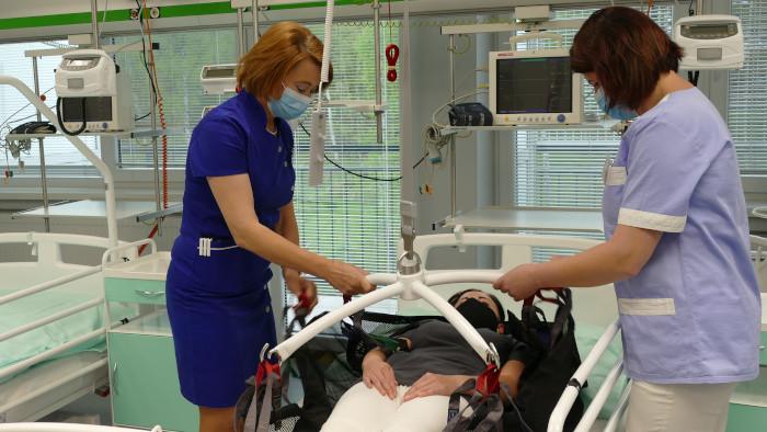 Словакия поддержит инициативу «Спасибо медикам»