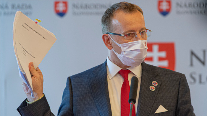 Plagiatsvorwürfe: Parlamentspräsident Kollár am Zug