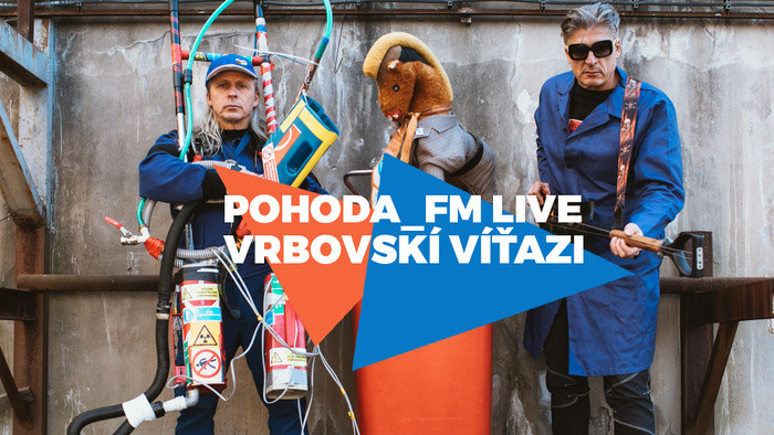 Vrbovskí víťazi v júnovej Pohode_FM Live