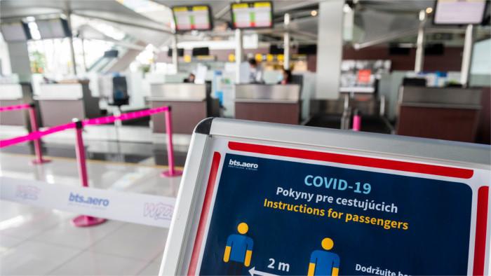 Coronacrise : L'aéroport de Bratislava affiche ses pertes
