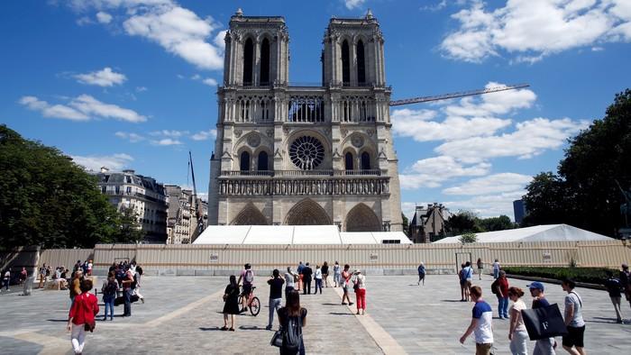 Sledujte, ako vznikala ikona Francúzska