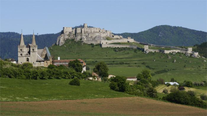Третий тур - Словацкие жемчужины ЮНЕСКО
