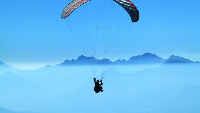 Letel nad Himalájami, RTVS s ním zažila Kremnicu z výšky