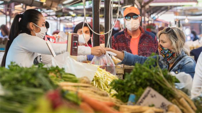 Les produits offerts aux marchés ouverts, sont-ils slovaques ?