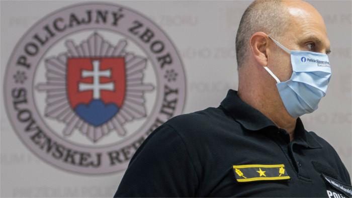 Démission du président du corps de police
