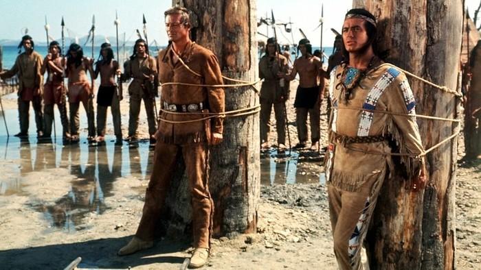 Winnetou vznikol vo väzení, slávna scéna dala hercom zabrať