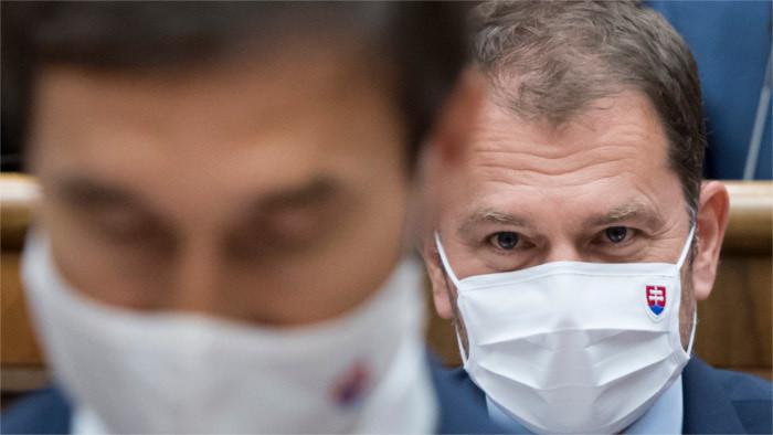Igor Matovič ostáva premiérom
