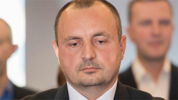 Staatssekretär des Innenministeriums tritt zurück
