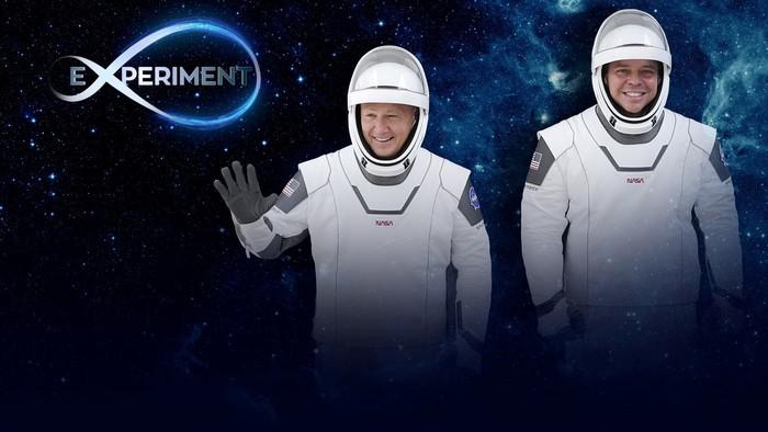 Návrat kozmonautov z misie Demo-2 naživo na Dvojke