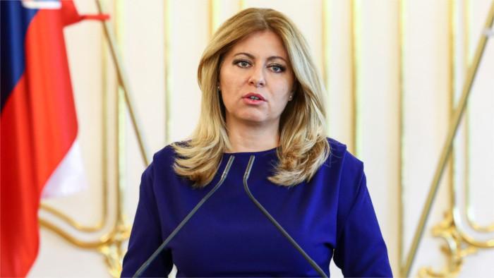 Президент З. Чапутова считает поправку в Закон о прокуратуре неконституционной