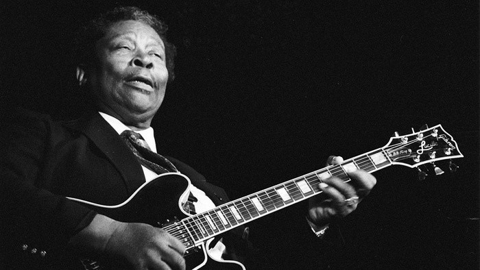 Bližšie k džezu - B. B. King