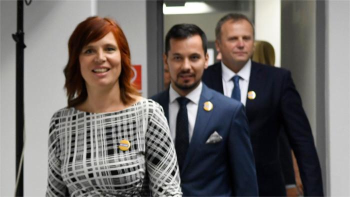 Трое кандидатов на пост председателя партии «За людей»