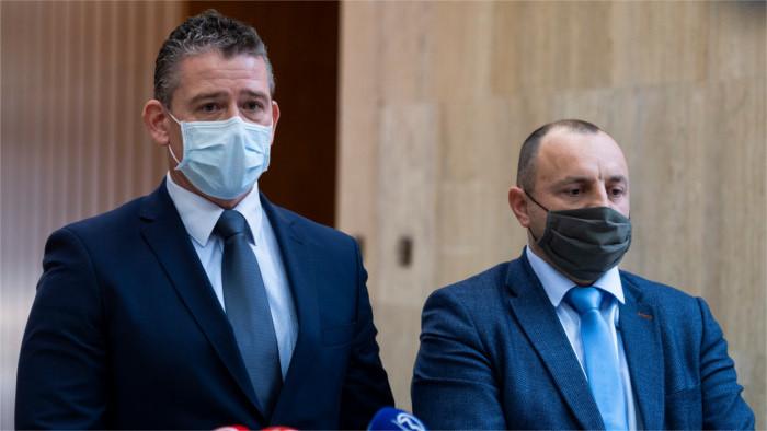Lukáš Kyselica odchádza z postu štátneho tajomníka
