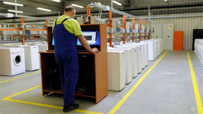 New industrial orders up in November