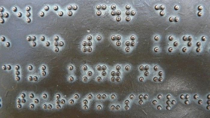 Ars litera: Knižnica pre nevidiacich Mateja Hrebendu v Levoči